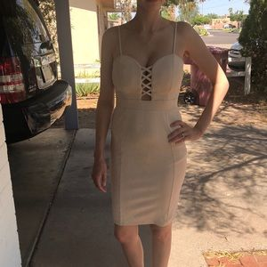 Windsor size small bodycon dress
